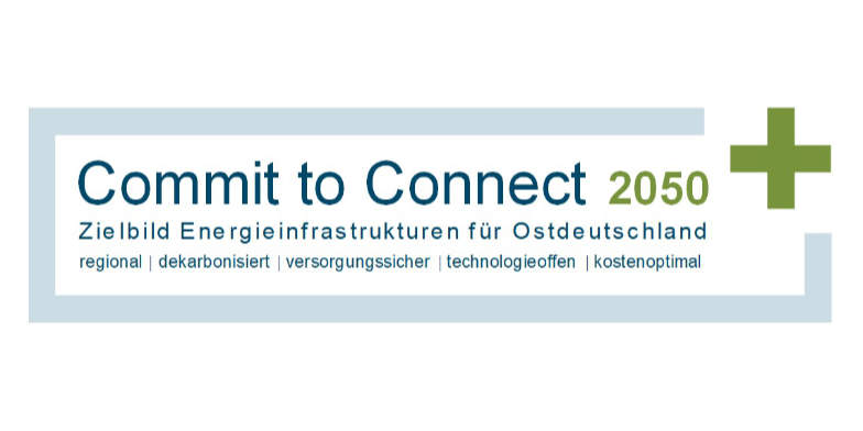 "Logo zur Studie ""Commit To Connect 2050"""